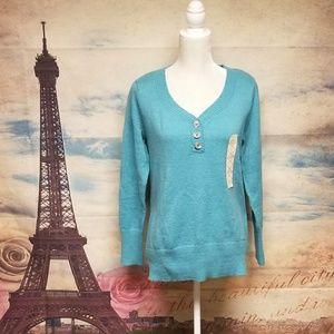 NWOT St. John's bay sweater